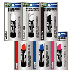 PANIC ブラックライトスティック 6色セット black light stick PANIC|arcles01