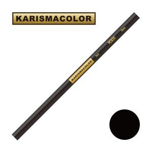 サンフォード カリスマカラー 色鉛筆 PC935 Black ブラック (SANFORD KARISMA COLOR) アークオアシスPayPayモール店