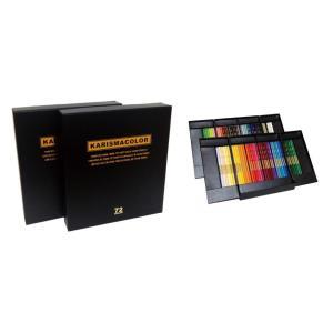 サンフォード カリスマカラー 色鉛筆 72色セット (SANFORD KARISMA COLOR) アークオアシスPayPayモール店
