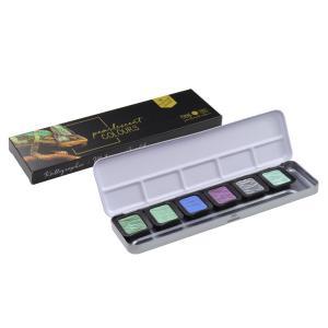 FINETEC パールセントカラー F0602 パールカラー 5色+ Flip-Flopカラー 1色セット 610606|アークオアシスPayPayモール店