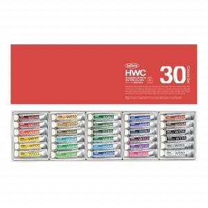 ホルベイン 透明水彩絵具 W407 30色セット|アークオアシスPayPayモール店