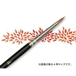 ラファエル水彩筆 8400 7号 コリンスキー 丸(点付)