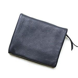 パーリィー ディアシーブ 二つ折り財布A [ギフトBOX付] DS-25 ブラック