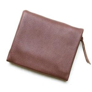 パーリィー ディアシーブ 二つ折り財布A [ギフトBOX付] DS-25 チョコ