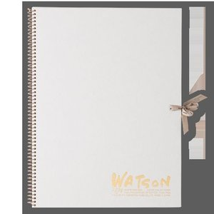 ミューズ ホワイトワトソンブック HW-2404 [F4] 特厚口 239g (15枚)