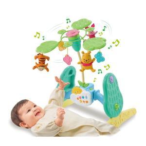 ベッドメリーからつかまり立ちジムまで6通りの使い方! 赤ちゃんの成長に合わせて長く使えるメリーです。...