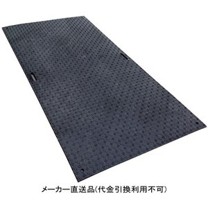 ウッドプラスチック Wボード12 片面凸 色:黒 1000mm×2000mm×15mm 1枚価格 ※離島配送不可|arde