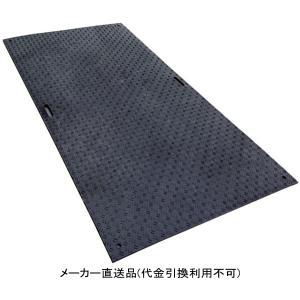 ウッドプラスチック Wボード48 両面凸 色:黒 1219mm×2438mm×20mm 1枚価格 ※離島配送不可|arde