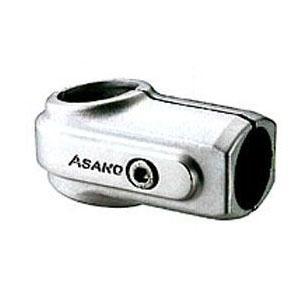 浅野金属工業 遊具用ジョイント金具 T字型ジョイント 径27.2 AK23065