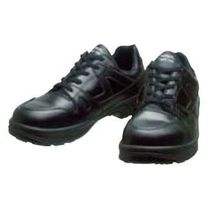 シモン 安全靴 短靴 黒 23.5cm 8611BK23.5