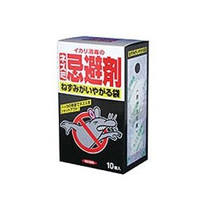 特徴 ハーブの香りでネズミの進入を防ぎます。 天井裏、床下、ネズミの通路、侵入口、被害箇所に設置する...