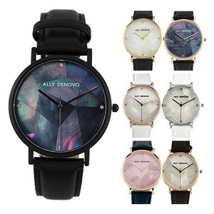 ALLY DENOVO アリーデノヴォ 腕時計 レディース 36mm AF5003-2 AF5003...