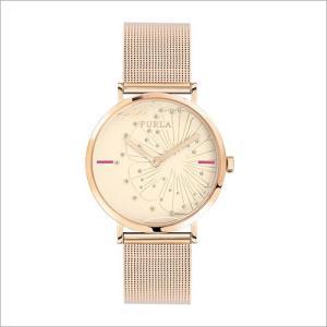 2ad2f8563018 【並行輸入品】[FURLA] フルラ 腕時計 レディース R4253108501 ピンクゴールド