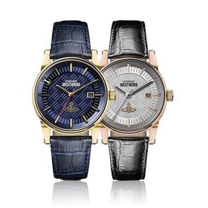 41c505e567 ヴィヴィアンウエストウッド 腕時計 VIVIENNE WESTWOOD メンズ レザー VV065BLBL VV065SWHBK ヴィヴィアンショッパープレゼント  並行輸入品