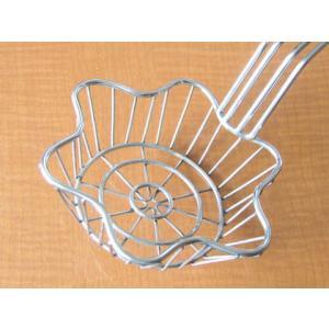 タコスフライヤー フラワーカップ8インチ  (メキシコ料理 創作料理 トルティーヤ 油で揚げる レストラン 外食産業 お店 ショップ 業務 飲食 厨房用 調理器具)|area27