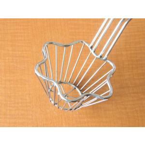 タコスフライヤー フラワーカップ6インチ  (メキシコ料理 創作料理 トルティーヤ 油で揚げる レストラン 外食産業 お店 ショップ 業務 飲食 厨房用 調理器具)|area27