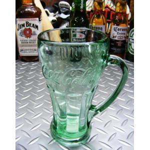 ガラスマグ コップグラス マグカップ コカコーラ(食器 キッチン バーグッズ bar 男前 インテリア 雑貨) ドリンク 食器 グラス)|area27