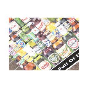 パネルポスター(世界のビール ビールボトル)485 area27