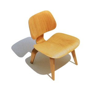Herman Miller(ハーマンミラー) イームズ プライウッドチェア LCW(Eames Plywood Chair LCW)|arenot