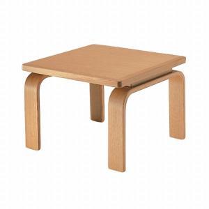 天童木工 キャバレッタ サイドテーブル ホワイトビーチ Tendo Cavalletta Side Table WB / おしゃれ|arenot