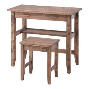 カフェ(北欧・モダン) ノエル デスク&スツール(noel desk & stool) arenot
