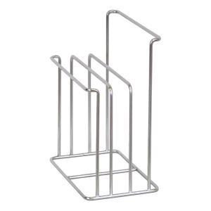 フレームズ&サンズ ステンレス ふきん&まな板スタンド FRAMES&SONS Stainless steel Dishcloth & cutting board stand / おしゃれ arenot