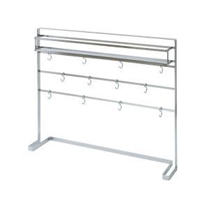 フレームズ&サンズ 18-8ステンレス キッチンツールハンガー 60用 FRAMES&SONS 18-8 Stainless steel kitchen tools hanger 60 / おしゃれ arenot