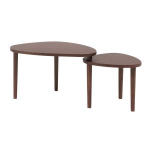 北欧・モダン ブラジリア スゥイングテーブル  ブラウン カフェ BRASILIA Swing Table brown / おしゃれ|arenot