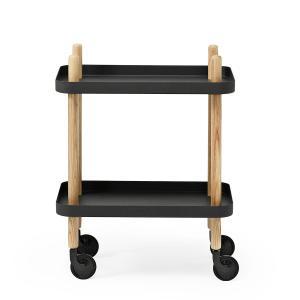 ノーマン・コペンハーゲン ブロックテーブル ブラック normann COPENHAGEN BLOCK TABLE black / おしゃれ|arenot