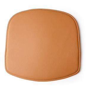 デザインハウスストックホルム ウィック チェア クッション レザー ベージュ Design House Stockholm Wick CHAIR CUSHION leather beige / おしゃれ|arenot