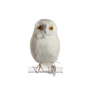 PUEBCO(プエブコ) バード 白フクロウ B(BIRDS white owl B)|arenot