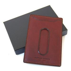 CRAFTWORK PRODUCTS(クラフトワーク プロダクツ) ミネルバ ボックス パスケース ダークブラウン(MINERVA BOX PASS CASE d.brown)|arenot