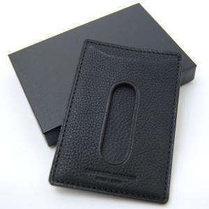 クラフトワーク プロダクツ ミネルバ ボックス パスケース ブラック CRAFTWORK PRODUCTS MINERVA BOX PASS CASE black / おしゃれ|arenot