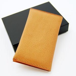 クラフトワーク プロダクツ ミネルバ ボックス ダブル カードケース ナチュラル CRAFTWORK PRODUCTS MINERVA BOX DOUBLE CARD CASE natural / おしゃれ|arenot
