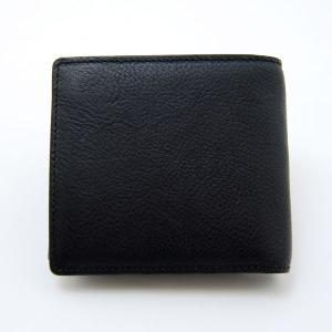CRAFTWORK PRODUCTS(クラフトワーク プロダクツ) ミネルバ ボックス ハーフ ウォレット ブラック(MINERVA BOX HALF WALLET black)|arenot