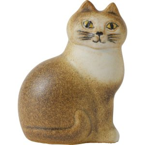 リサラーソン ネコ マンス ブラウン LISA LARSON CAT mans brown / おしゃれ|arenot