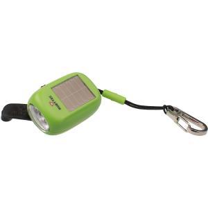 RUBYTEC(ルビテック) ソーラー フラッシュライト  グリーン(SOLAR FLASHLIGHT green)|arenot