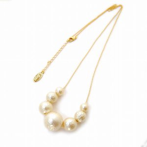 Lilou(リル) 7 パール ネックレス(SEVEN PEARL NECKLACE)|arenot