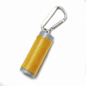CRAFTWORK PRODUCTS(クラフトワーク プロダクツ) ミネルバ ボックス シリンダー アッシュトレイ イエロー(MINERVA BOX CYLINDER ASHTRAY yellow) arenot