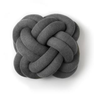 デザインハウスストックホルム ノット クッション グレー Design House Stockholm Knot CUSHION grey / おしゃれ|arenot