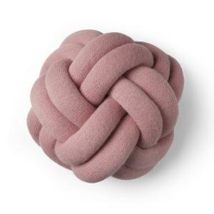 デザインハウスストックホルム ノット クッション ピンク Design House Stockholm Knot CUSHION pink / おしゃれ|arenot