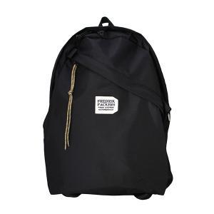 FREDRIK PACKERS(フレドリックパッカーズ) エクスペディションパック ブラック(EXPEDITION PACK black)|arenot
