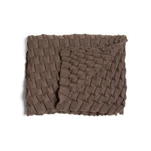 デザインハウスストックホルム カーリー スロー 170×80cm ブラウン Design House Stockholm Curly THROW 170×80cm brown / おしゃれ arenot 02
