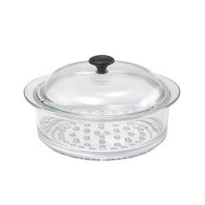 シャスール(CHASSEUR) ガラススチーマー 24cm CH24|areyakoreya