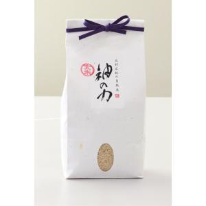 29年度産 北村広紀の自然米「神の力」1kg(玄米)コシヒカリ arg