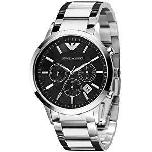 エンポリオ アルマーニ EMPORIO ARMANI クロノ クオーツ メンズ 腕時計 AR2434 [並行輸入品]|ariari