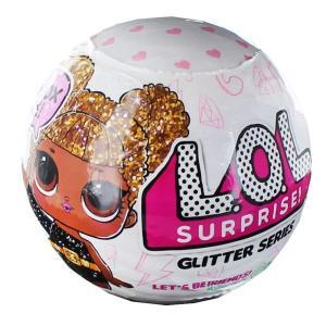 L.O.L. サプライズ! グリッターシリーズ LOL Surprise Glitter Serie...