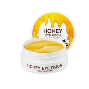 G9SKIN G9スキン Honey Eye Patch ハニーアイパッチ 60枚 はちみつ 目元ケア 栄養 プロポリス 韓国コスメ 目 パッチ 蜂蜜 ariat