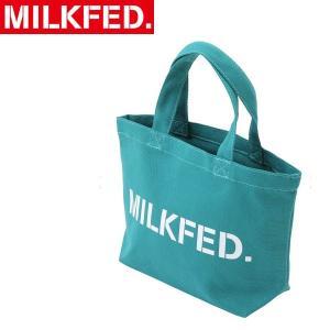 キャンバス素材でナチュラルな風合いが魅力のミニサイズのトートバッグ。 シンプルな印象のブランドロゴも...