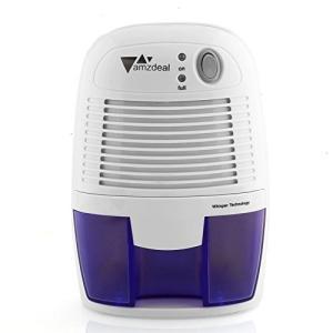 Amzdeal 除湿器 部屋干し除湿機 空気浄化機 除湿可能面積12.3畳-18.5畳(20-30?...